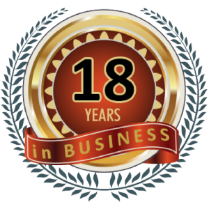 18 years business SaferHOST